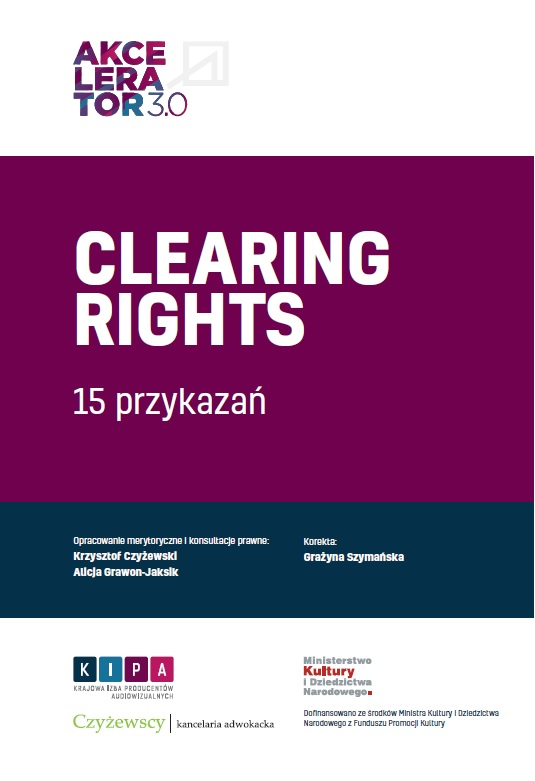 Clearing Rights 15 przykazań