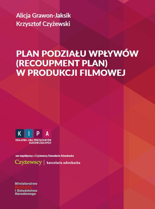 Plan podziału wpływów (recoupment plan) w produkcji filmowej